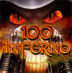 100 Inferno Escape Room Escape Game Walkthrough