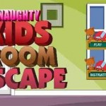 Naughty Kids Room Escape Walkthrough