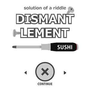 dismantlement-sushi-walkthrough
