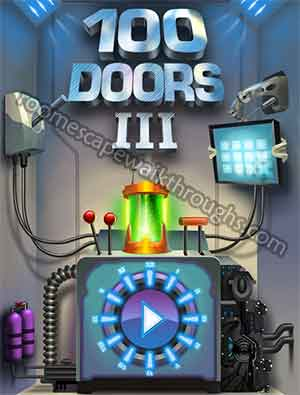 100 Doors 3 Level 81 82 83 84 85 Walkthrough Room Escape Game Walkthrough