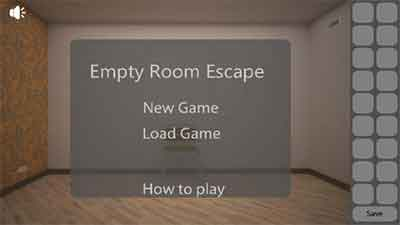 Empty Room Escape Walkthrough | Room Escape Game Walkthrough