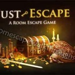 Just Escape Walkthrough