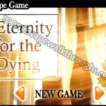 Escape Game Eternity for The Dying Walkthrough