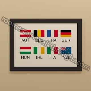 living-room-escape-game-country-flag