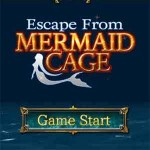 Escape From Mermaid Cage Level 11 12 13 14 15 Walkthrough