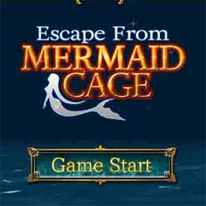 escape-from-mermaid-cage-walkthrough