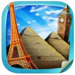 World Wonders Escape Level 3 Notre Dame Walkthrough